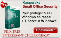 kaspersky small office maroc